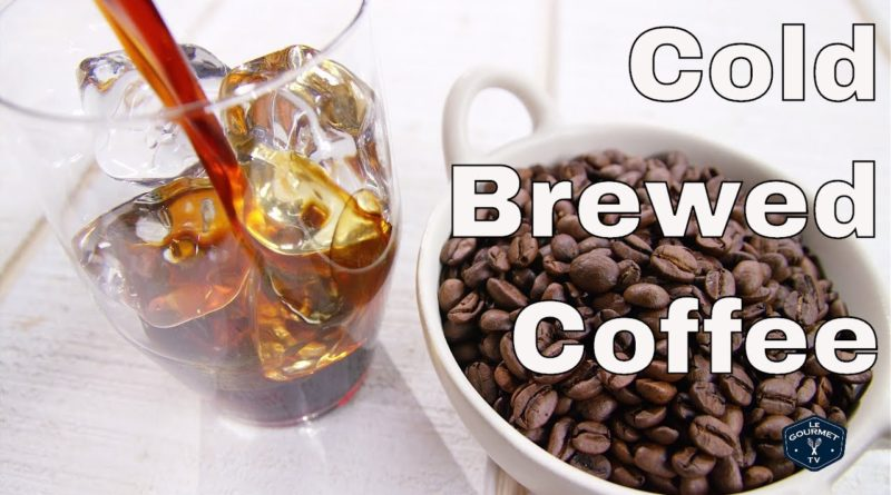 How To Cold Brew Coffee || Le Gourmet TV Recipes